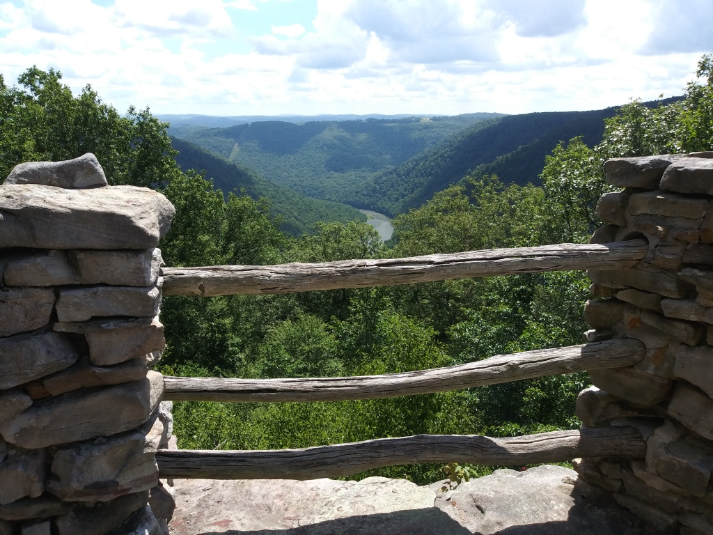 Cooper's Rock State Forest, West Virginia / Kimberly Sullivan