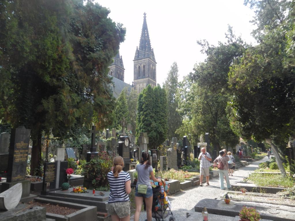 Vyšehrad Cemetery, Prague, Czech Republic / Kimberly Sullivan