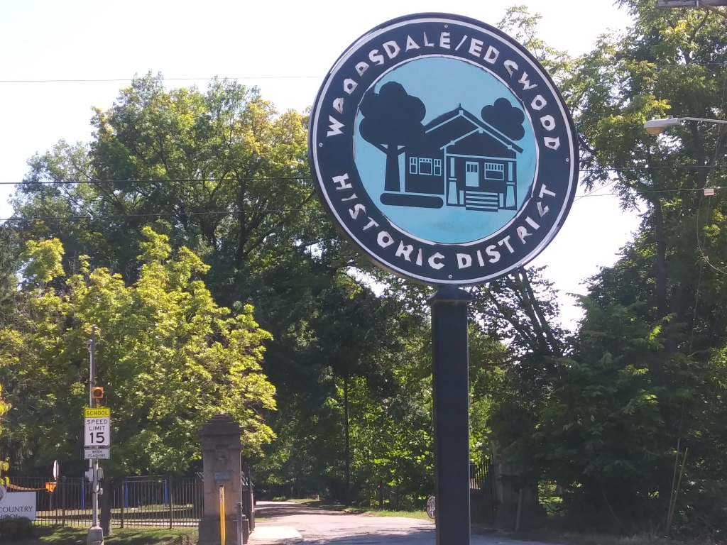 Woodsdale-Edgewood, Wheeling, West Virginia / Kimberly Sullivan