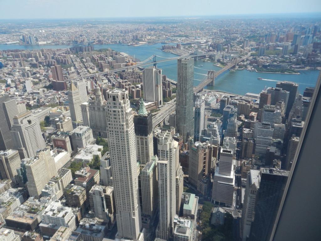 One World Trade Center, New York / Kimberly Sullivan