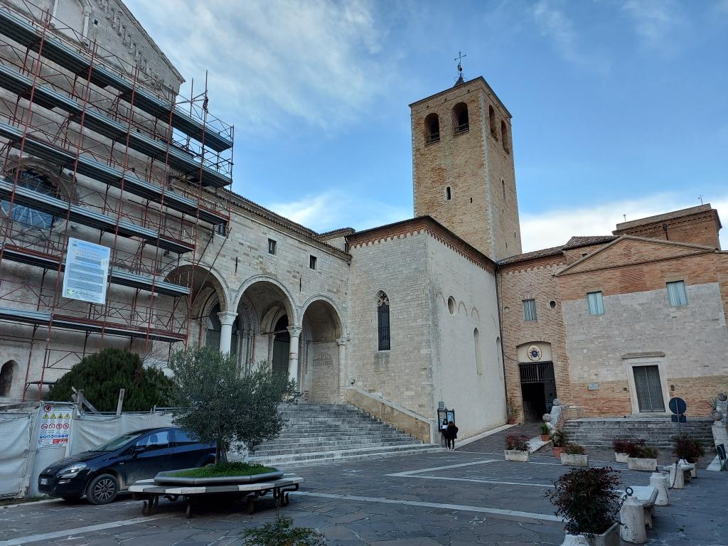 Òsimo, Marche, Italy/ Kimberly Sullivan