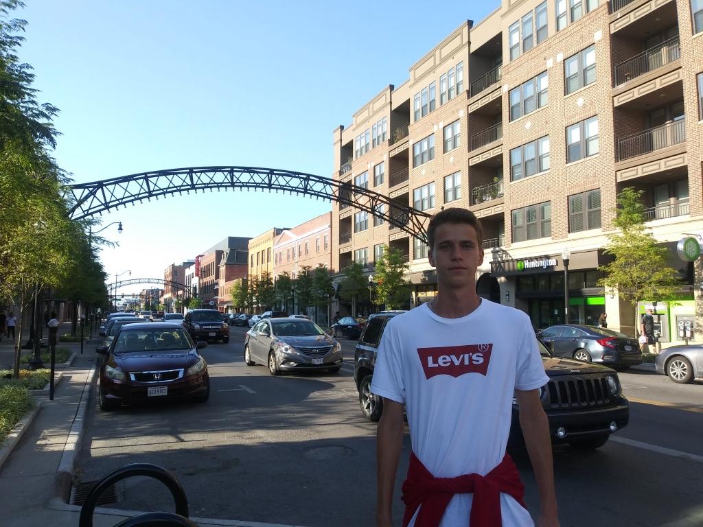 Short North neughborhood, Columbis, Ohio / Kimberly Sullivan