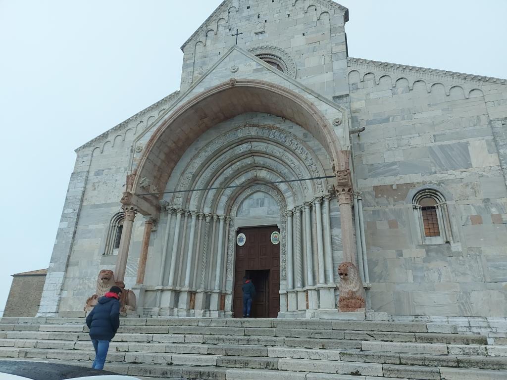 San Ciriaco Cathedral, Ancona, Italy / Kimberly Sullivan