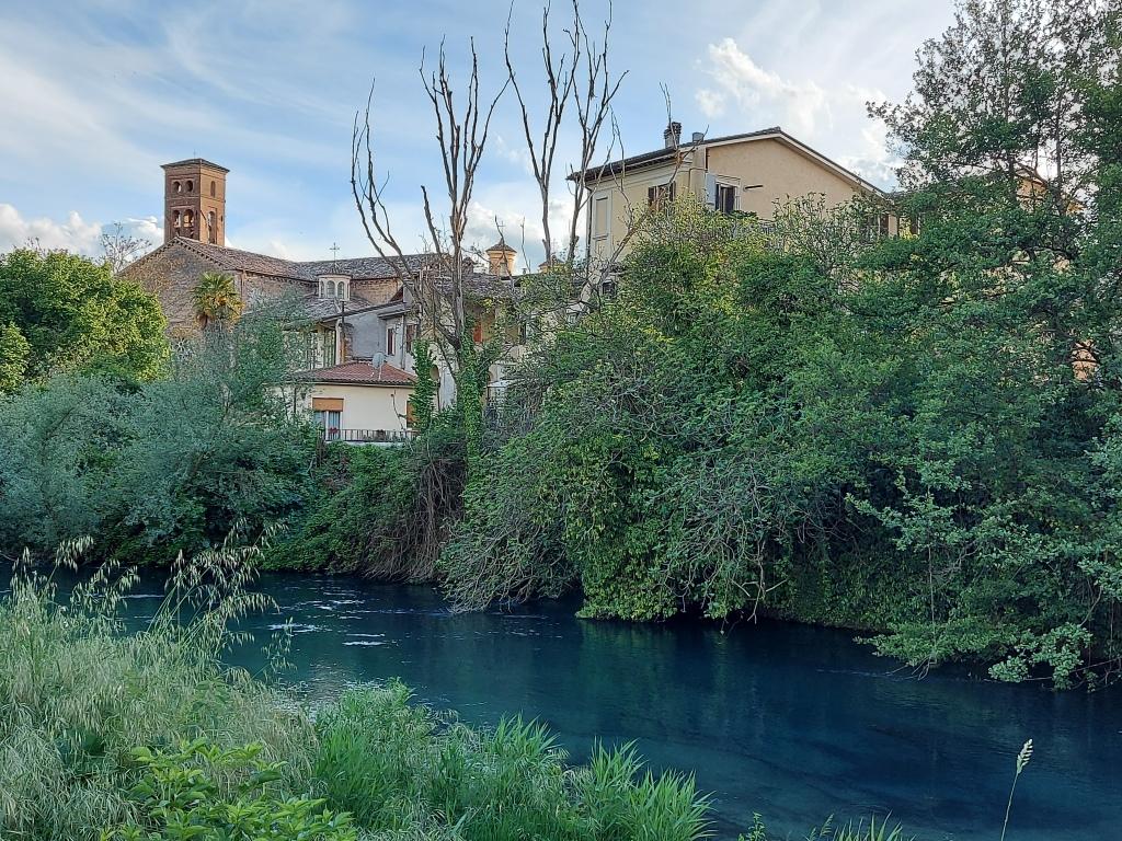 Velino River, Rieti, Italy/ Kimberly Sullivan