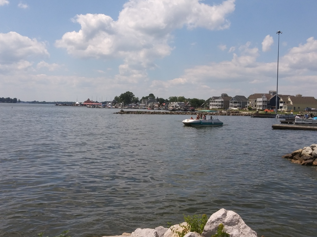 Buckeye Lake, Ohio/ Kimberly Sullivan