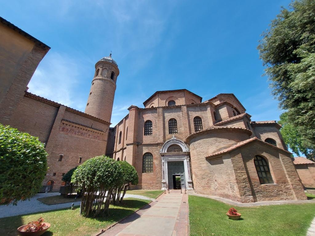 San Vitale Basilica, Ravenna, Italy/ Kimberly Sullivan