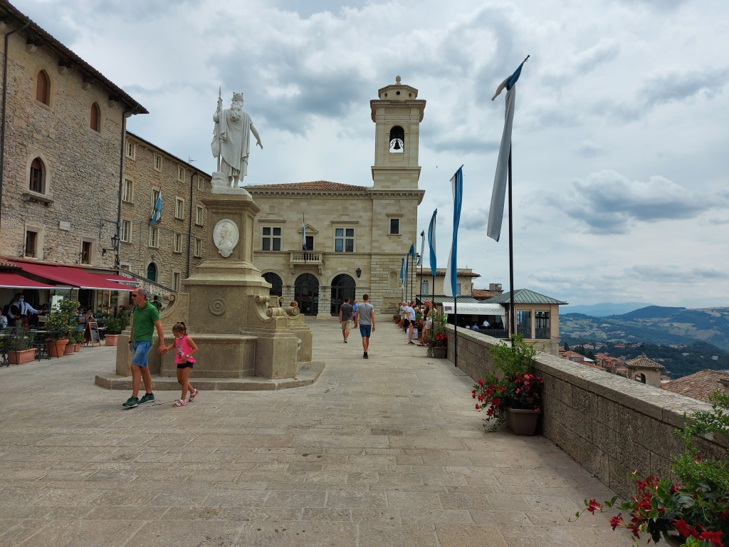 San Marino/Kimberly Sullivan