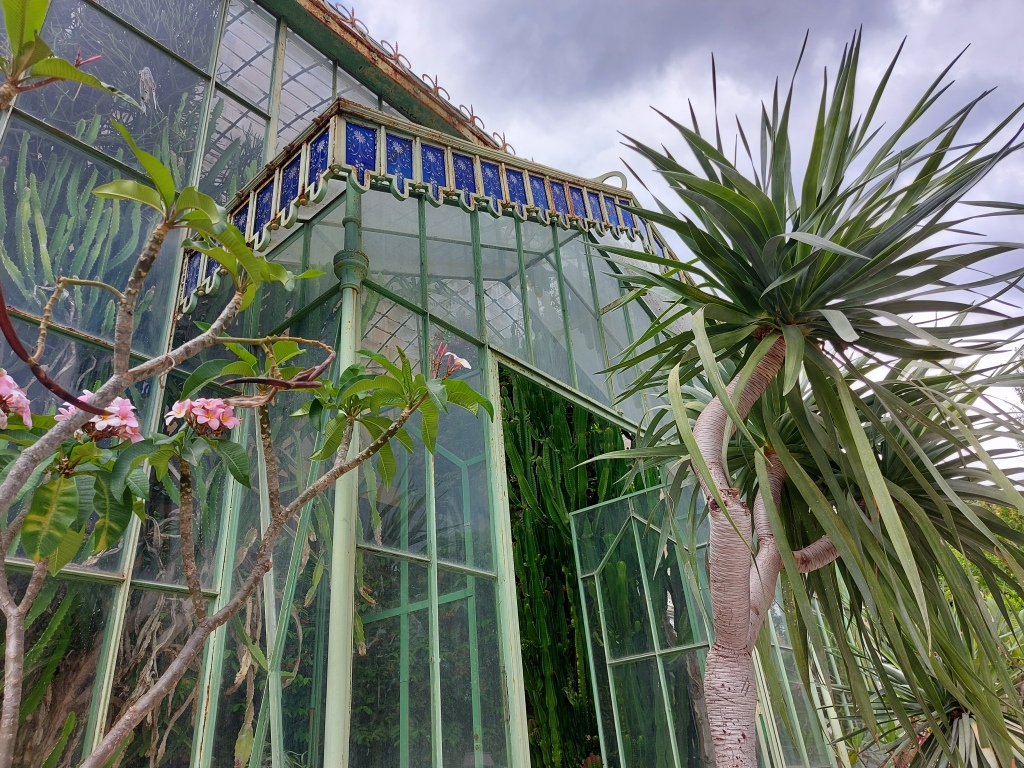 Botanical Gardens, Rome, Italy/ Kimberly Sullivan